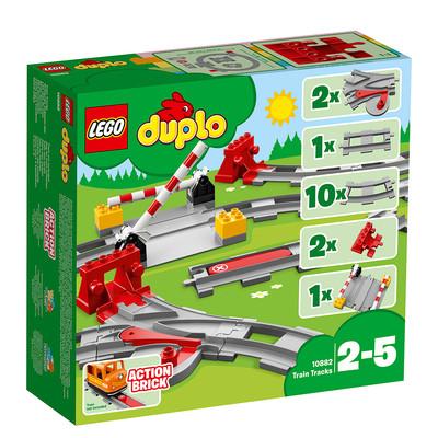 Lego Duplo Tren Rayları 10882