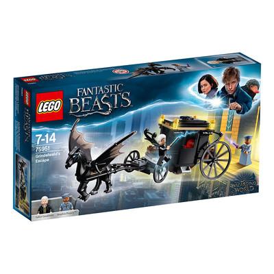 Lego H.Potter Grindelwalds Escape 75951