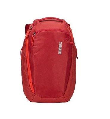 "Thule CATEBP316RDF Enroute 23L Notebook Sırt Çanta, Red Feather 15.6"" Laptop Çantası"