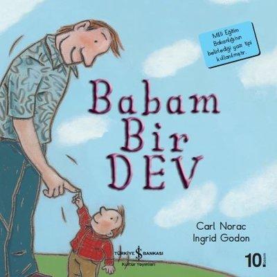 Babam Bir Dev-İlk Okuma Kitaplarım