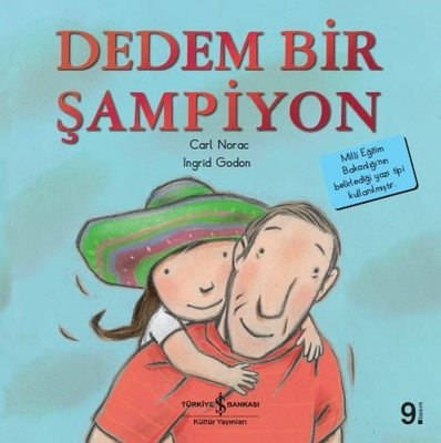 Dedem Bir Şampiyon-İlk Okuma Kitaplarım
