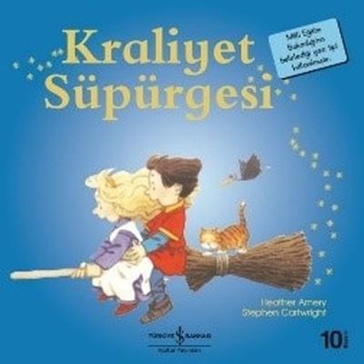 Kraliyet Süpürgesi-İlk Okuma Kitaplarım
