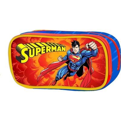 Superman Kalem Çantası Flex
