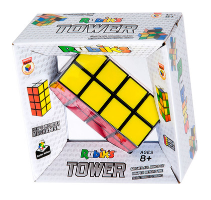 Rubiks-Zeka Küpü Tower 2x2x4 0509