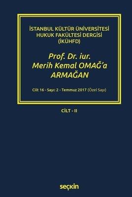 İstanbul Kültür Üniv.Hukuk Fak.Dergisi 2.Cilt(C:16 S:2)