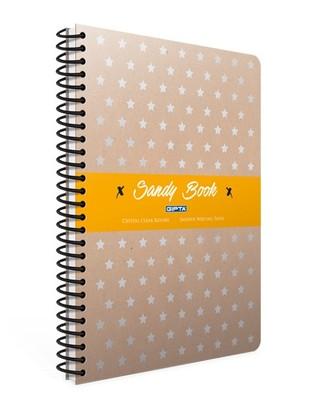 Gıpta Sandy Book Sert Kpk.120Yp.