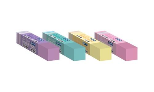 Gıpta Silgi Dust Free Pastel 4 Renk 16Lı