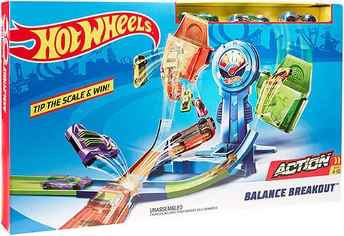 Hot Wheels FRH34 Denge Yarışı Oyun Seti