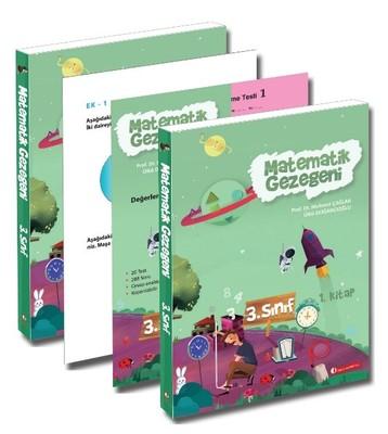 Matematik Gezegeni 3.Sınıf Seti-3 Kitap Takım