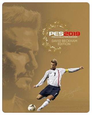 PS4 PES 2019 David Beckham Edition