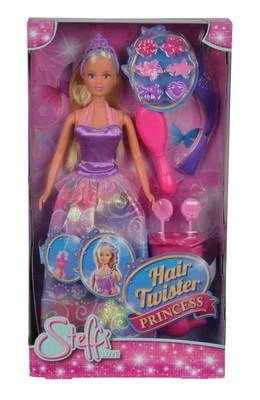 Steffi Bebek Uzun Saçlı Prenses ve Aksesuarları