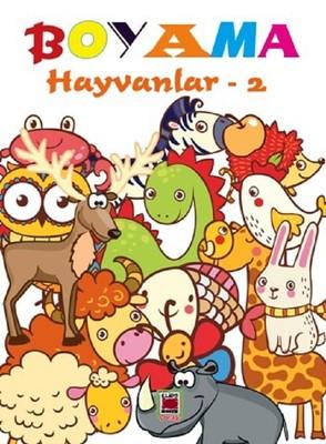 Boyama-Hayvanlar 2
