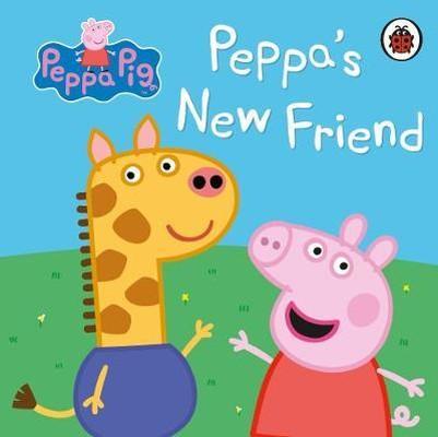 Peppa Pig: Peppa's New Friend