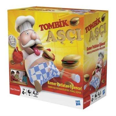 Samatlı Oyuncak Tombik Aşçı Kutu Oyunu