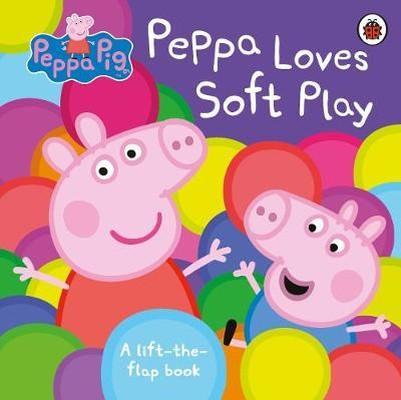 Peppa Pig: Peppa Loves Soft Play