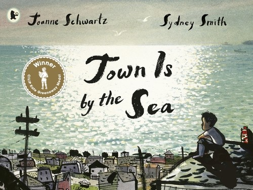 Town Is By the Seasigned By Illu