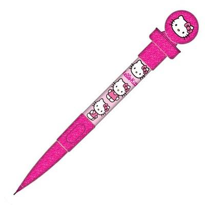 Hello Kitty Balonlu Mühürlü Versatil Kalem