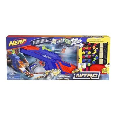 Nerf-Dart Tab.Nitro Motofury C0787