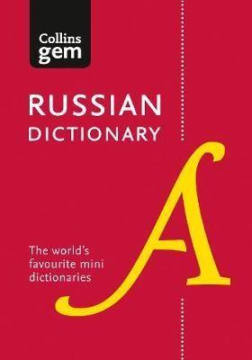 Collins Russian Dictionary Gem Edition (Collins Gem)