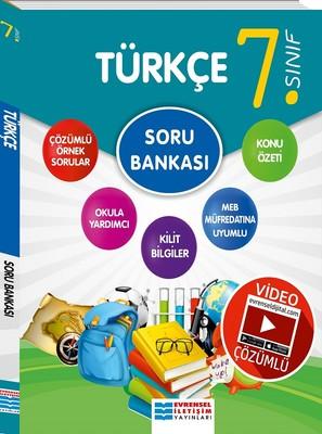 7.Sınıf Türkçe Soru Bankası Video Çözümlü