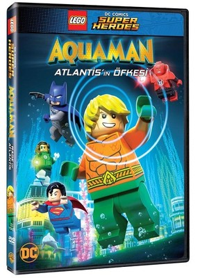 Lego Dc Super Heroes: Aquaman: Rage Of Atlantis - Lego Dc Super Heroes: Aquman: Atlantis'in Öfkesi