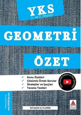 YKS 1. ve 2.Oturum Geometri Özet
