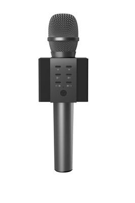 Doppler Platinum Karaoke Mikrofonu (Siyah)