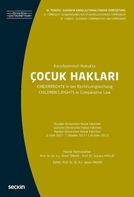 Karşılaştırmalı Hukukla Çocuk Hakları