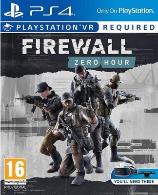 PS4 FirewallVR