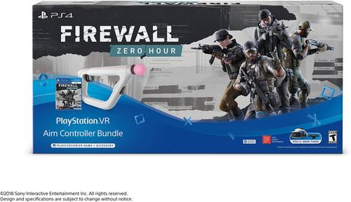 PS4 FirewallVR+Aim Controller
