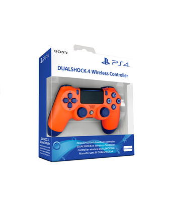Sony PS4 Dualshock Controller Sunset V2