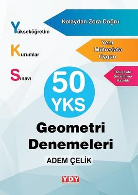 50 YKS Geometri Denemeleri