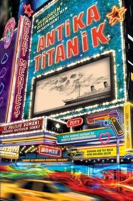 İmzalı-Antika Titanik