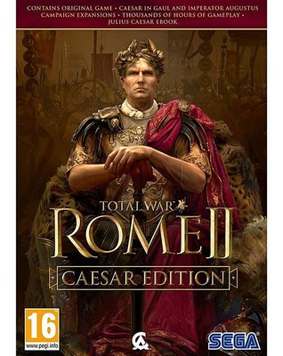 PC TOTAL WAR ROME II CEASAR EDITION