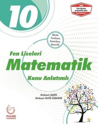 10.Sınıf Fen Liseleri Matematik Konu Anlatımlı