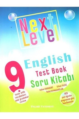 9.Sınıf English Test Book Soru Kitabı-Next Level