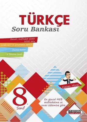8.Sınıf Türkçe Soru Bankası