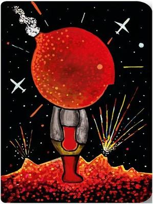 Chumac Defter Art Collection 10,5x14 Cm ART003