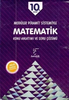 10.Sınıf Matematik Modüler Piramit Sistemiyle Konu Anlatımı ve Soru Çözümü