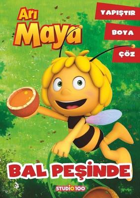 Arı Maya-Bal Peşinde