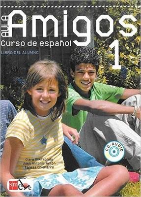 Aula Amigos 1-Libro del Alumno