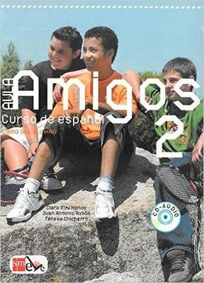 Aula Amigos 2-Libro del Alumno