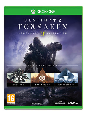 Destiniy 2 Forsaken Legendary Collection XBOX ONE