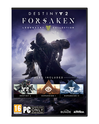 Destiniy 2 Forsaken Legendary Collection PC