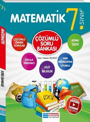 7.Sınıf Matematik Video Çözümlü Soru Bankası