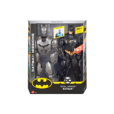 Batman-Figür Işıklı ve Sesli 30cm FVM64