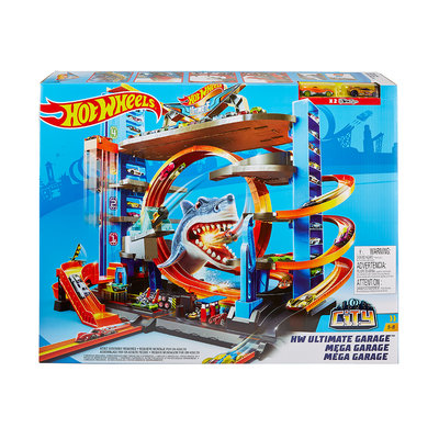 Hot Wheels-Oyun Set Ultimate Garaj (FTB69)