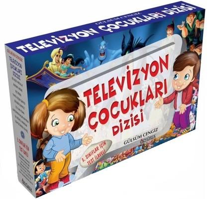 Televizyon Çocukları Dizisi-10 Kitap Takım