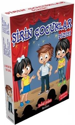 Şirin Çocuklar Dizisi-10 Kitap Takım