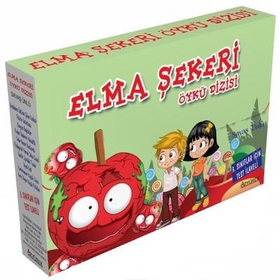 Elma Şekeri Dizisi-10 Kitap Takım
